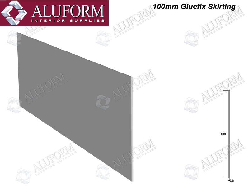 Aluminium Skirtings for delivery in Canberra, Sydney, Brisbane