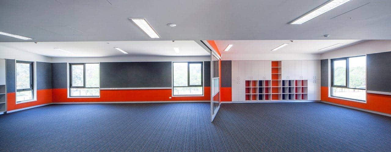 Macgregor Primary School Aluform Interior Supplies