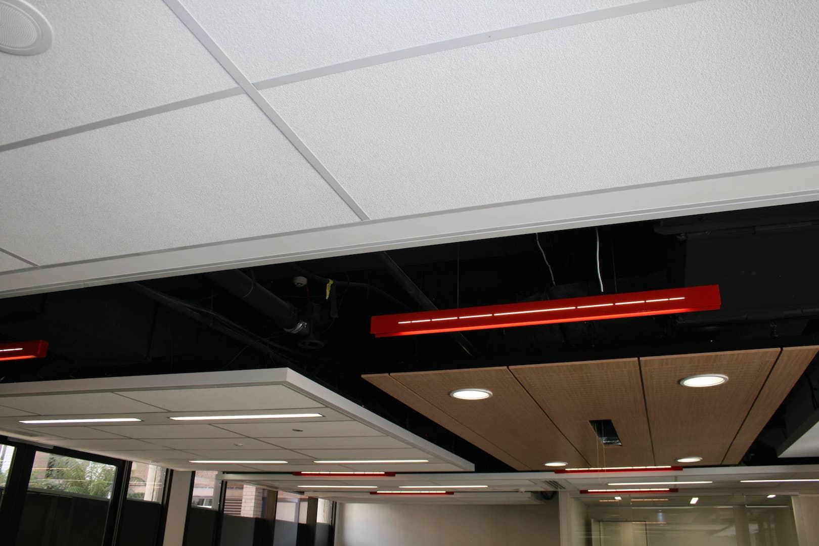 University Of Canberra Aluform Interior Supplies