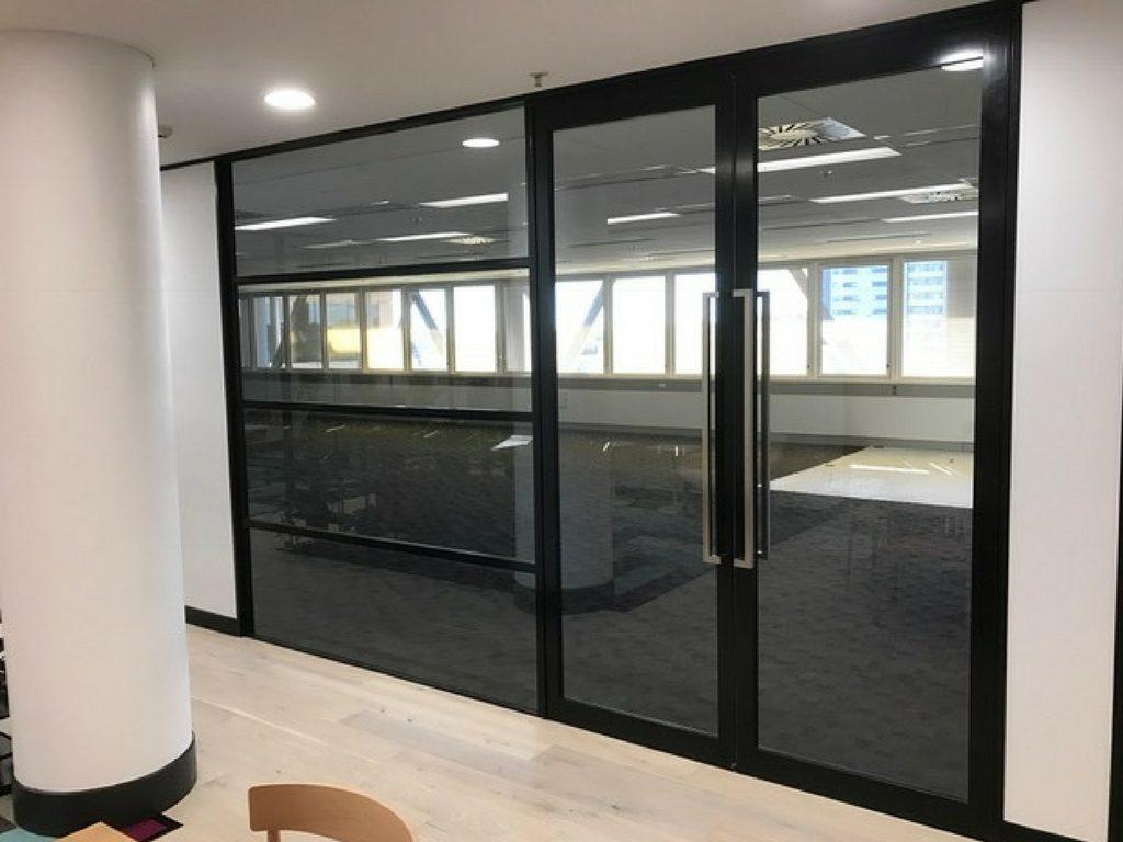 Fabricated Aluminum Doors Aluform Interior Supplies